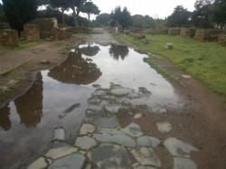 Ostia-Cardo maximus,3,5km long