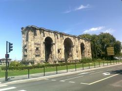 Reims, porte de Mars