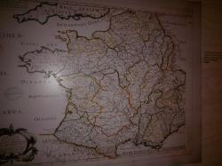 carte de 1042,  Chassenom- Charentes.